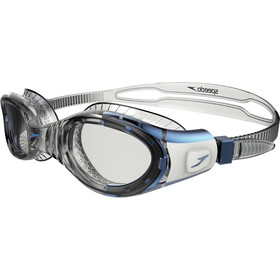 speedo Futura Biofuse Flexiseal Lunettes de protection Enfant, clear/white/clear